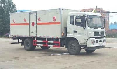 东风国五9吨爆破器材新利app